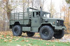 Military Vehicles, focused on the deuce Cool Trucks, Big Trucks, Pickup Trucks, Jeep 4x4, Jeep Truck, Bug Out Vehicle, Army Vehicles, Heavy Machinery, Heavy Truck