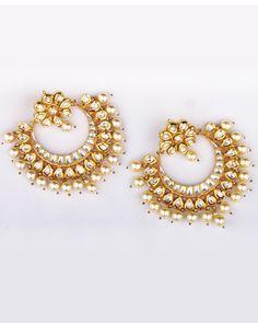 #Handmade #kundan #Jewellery