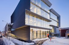 Perry and Marty Granoff Center for the Creative Arts, Brown University by Diller Scofidio + Renfro