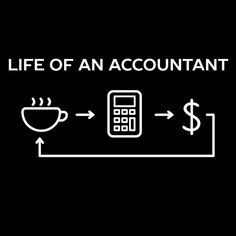 Accountant Work Life Funny Humor - great for those who are accountants, working professionals and math geeks Funny Accounting Quotes, Accounting Puns, Accounting Basics, Accounting Student, Bookkeeping And Accounting, Bookkeeping Business, Student Memes, Accounting And Finance, Accounting Process