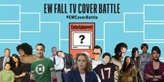 I just voted on EW Fall TV Cover Battle at http://ew.com/coverbattle