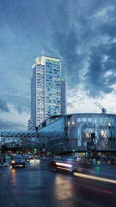 Yam studio - rendu d'architecture et perspectives 3D