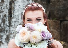 Blooms Florist, Our Wedding, Crown, Weddings, Bride, Photo And Video, Instagram, Wedding Bride, Corona