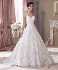 David Tutera Wedding Dresses 2016 - MODwedding