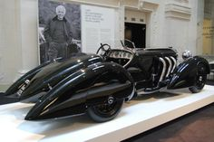 Ralph Lauren Car Collection Paris Exhibition - Photo Gallery