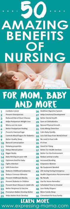 Breast Milk The Natural Formula Benefiting Mother And -5024