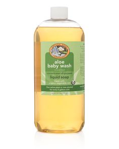 Oregon Soap Company - Liquid Castile Soap, Certified Organic and Natural Ingredients, Concentrated Multipurpose Soap (Unscented, 32 oz) > See this great image  : Body Care