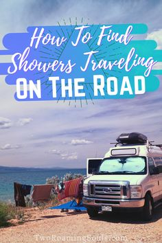 Looking for a way to keep good hygiene while traveling on a road trip? This ultimate guide will provide you with plenty of ways to find showers on the road. Whether it be a quick stop at a truck stop, a shower house at a campground or heating up a solar shower, your hygiene doesn't have to suffer when traveling on the road. #Showers #OnTheRoad #Traveling #FindingShowersOnTheRoad