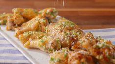 This Is the Secret To Crispy Wings At Home