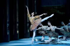 "Korea National Ballet, Seul-ki Park in ""Don Quixote (Photo: Sunkyung Jang)"