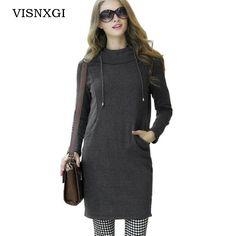 Winter Wear Pullovers Hoody Swearshirt Warm Moleton Feminino Winter Women Camisolas Hoodies Tracksuit Coats Plus Size Solid S258