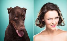 Photographer Ines Opifanti captures dogs and their owners