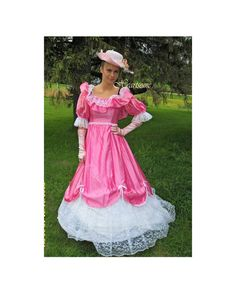 Hey, I found this really awesome Etsy listing at https://www.etsy.com/listing/180423958/gown-dress-fairy-tale-antebellum-pink