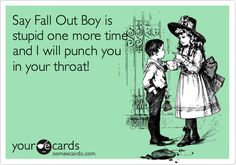 Fall Out Boy (///-^)
