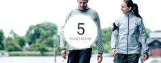 Take 5 To Get Active!