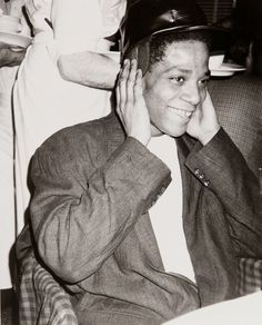 This Day in Jean-Michel Basquiat Was Born Basquiat Artist, Jean Basquiat, Jean Michel Basquiat Art, Radiant Child, Neo Expressionism, Post Punk, Andy Warhol, American Artists, Contemporary Artists