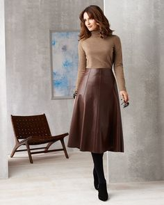 cdabb221e60 15 Best Leather Skirts Ideas Looks Amazing