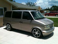 Cool van.