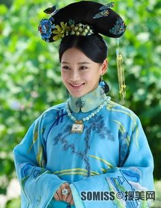 Yuan Shanshan as Niuhuru Lian'er