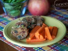 Paleo Apple Chicken Nuggets | Once a Month Meals | OAMC | Freezer Meals | Freezer Cooking | Whole 30 Compliant Recipes