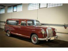 Gebrauchtwagen: Mercedes-Benz, 190, 180 A Ponton Kombi Ex-Werkstattwagen, Benzin