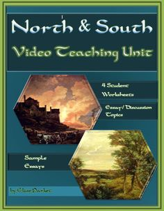 Looking for an *excellent* Industrial Revolution movie? Look no further than North & South, now playing on Netflix! With these North and South worksheets, you'll easily be able to assess your students' mastery of key plot points and real industrial revolutions problems/conditions. Easily the best movie out there for teaching the Industrial Revolution -- students absolutely *love* it! $