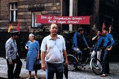 """Manfred Krug in """"Der Blaue"""" (Lienhard Wawrzyn, 1994)"""