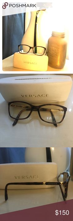 3ec14608e1bf Shop Women s Versace size OS Glasses at a discounted price at Poshmark.