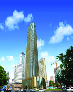 Dalian International Trade Center - The Skyscraper Center