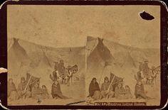 Yankton Camp 1870