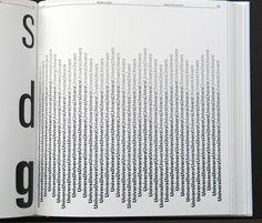 Emil Ruder, Typographie, 1967. A Design Manual – Ein Gestaltungslehrbuch. Re-edition: Niggli. Content en/fr/de