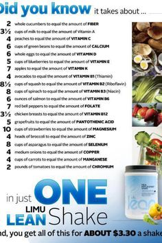 What's in  Limu Lean?