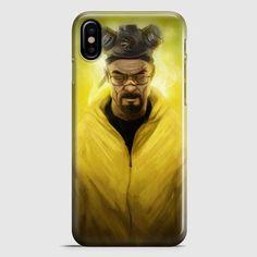 Breaking Bad Yellow iPhone X Case | casescraft