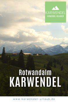 --> ROTWANDALM in Achenkirch ❤️ am Juifen im Karwendel Hotels, Mountains, Nature, Travel, Summer Vacations, Tours, Destinations, Viajes, Naturaleza