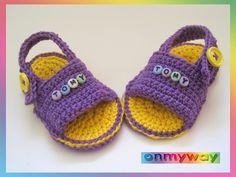 Вязание крючком, инструкции, Häkelanleitung, детские, Babysandalen, сандалии, ботинки, детская обувь, сам вязание крючком