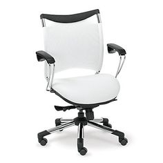 Modern Mesh Back Computer Chair, TRE-10344, Adjustments, Comfortable, Professional, Durable.