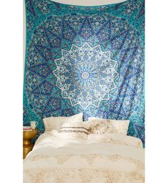 big star hippie dorm decor tapestry