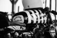 Kedux Garage 2003 Harley Sportster Cafe Racer