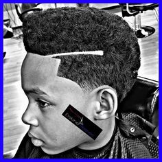 Gm IG, checkout this cut i did on my son last night, I call it the BoxFro! What…