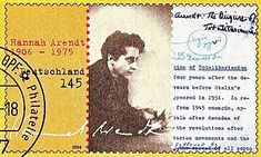 Hannah Arendt, Stamps, Politics, Photography, Image, Door Bells, Philosophy, World, Women
