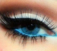 omg so pretty want that eye shadow