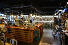 Get your caffeine fixie: Europe's best cycle cafes - Lonely Planet
