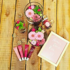 Fidty shades of pink avec Vinosource de Caudalie https://www.sweetcare.pt/b/caudalie