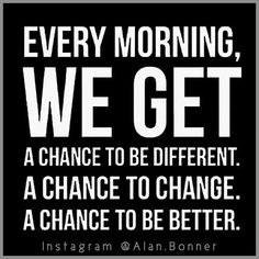 WooHoo we got another chance! #goodmorning Don't waste it