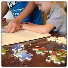 The benefits of jigsaw puzzles