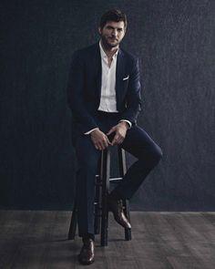 Ashton Kutcher para GQ Australia Marzo/Abril 2016 por James Dimmock