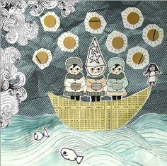 Sketches de Anna Backlund - Kireei, cosas bellas
