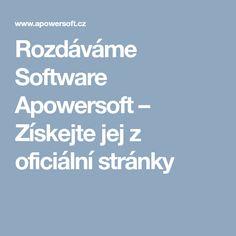 Rozdáváme Software Apowersoft – Získejte jej z oficiální stránky