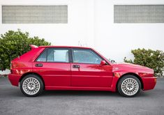 Bid for the chance to own a 1993 Lancia Delta HF Integrale Evo 2 at auction with Bring a Trailer, the home of the best vintage and classic cars online. Lancia Delta, New Tyres, Rally Car, Classic Cars Online, Evo, Cars And Motorcycles, Passion