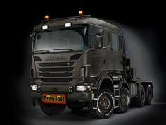 Scania, Military style